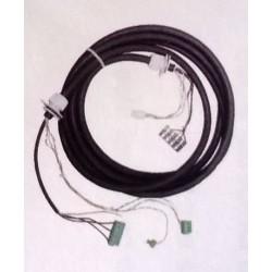 Cable conexión motor monofásico y cuadro de maniobras H70/105AC