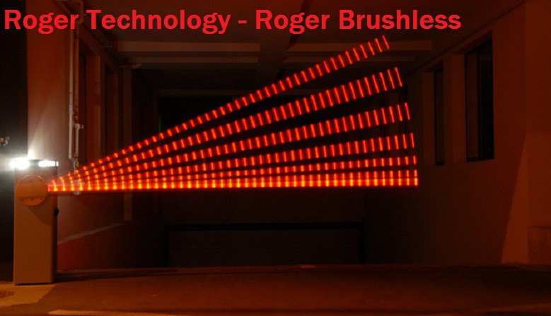 ROGER TECHNOLOGY - TECNOLOGIA BRUSHLESS
